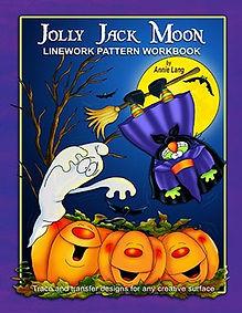 Annie Lang's Jolly Jacks Moon Linework Pattern Book