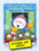It's Snow Time Linework Pattern Book PDF