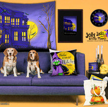 Jolly Jacks and Witchy Moons Collection
