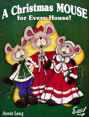 Christmas Mouse for Every House