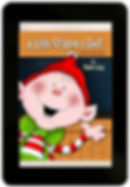 Annie Lang's Little Elf Upon a Shelf Kindle