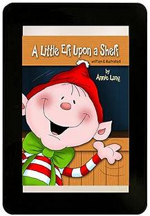 Annie Lang's Little Elf Upon a Shelf Kindle