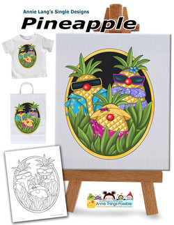 Pineapple Singles
