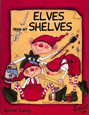 Elves From My Shelves
