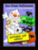Boo Crew Linework Pattern Book PDF