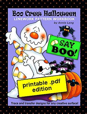 Boo Crew Halloween