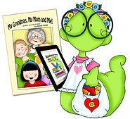 Annie Lang's Childrens Storybook Publications