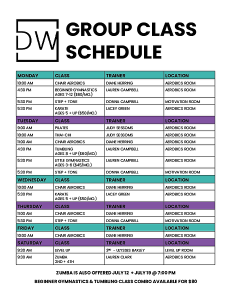 JULY Group Class Schedule.png