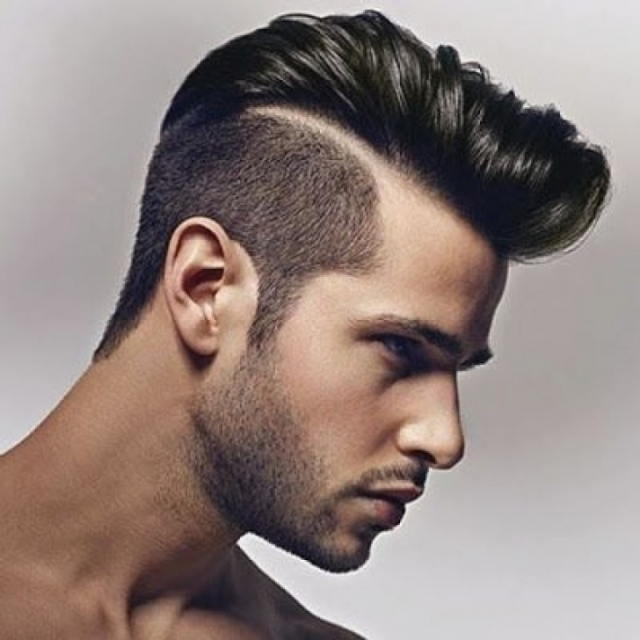 Man Hairstyle Long fade jsemedia.com_