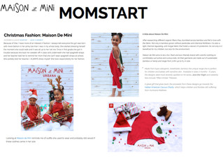 Mdm featured on Momstart.com