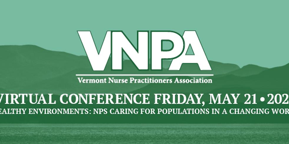 Vermont Nurse Practitioners Association 2021 Virtual Conference