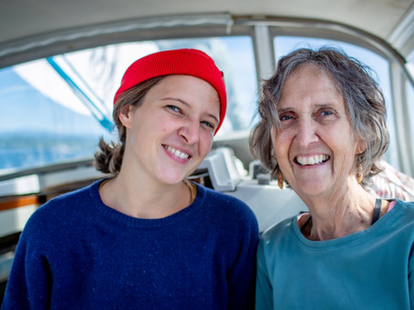 Announcing the launch of our NEW Cancer Caregiver Respite Sailing Program 2021!