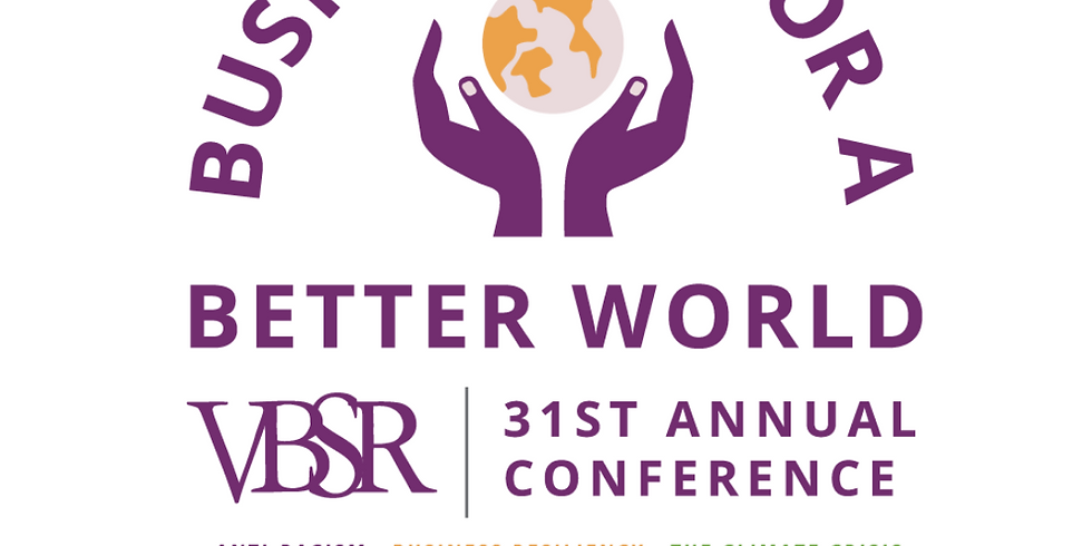 VBSR 31st Annual Conference