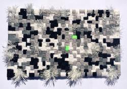 Fuzzy Glitch (B+W) 1, 2015