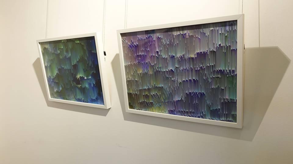 Watercolour II and Watercolour II