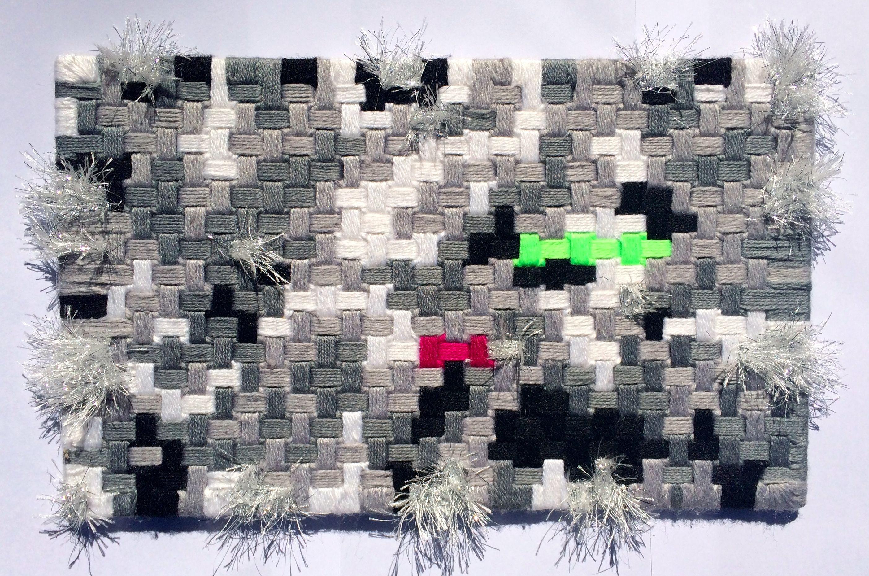 Fuzzy Glitch (B+W 3), 2015