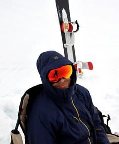 Leysin ski snowboard cross juge