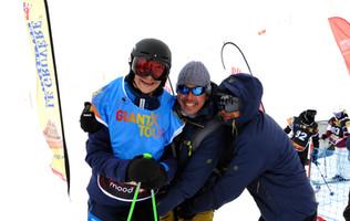 Leysin ski snowboard cross staff