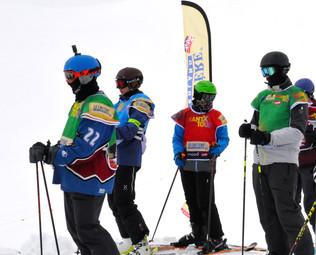 Leysin ski cross