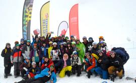 Leysin ski snowboard cross