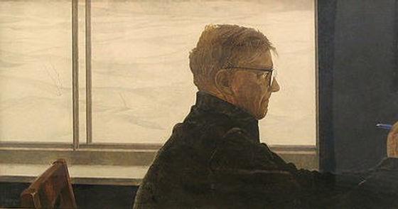 И. А. Серебряный. Портрет Шостаковича