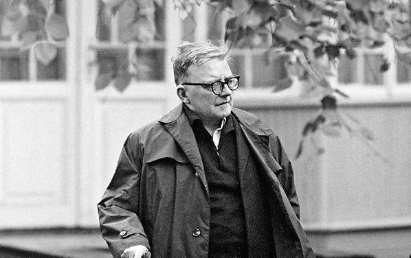 Д. Шостакович, Реино. 1970-е