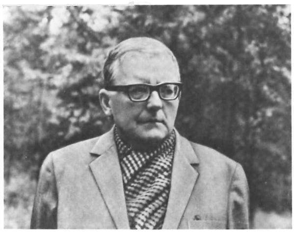 Дмитри Шостакович. Репино. 1969
