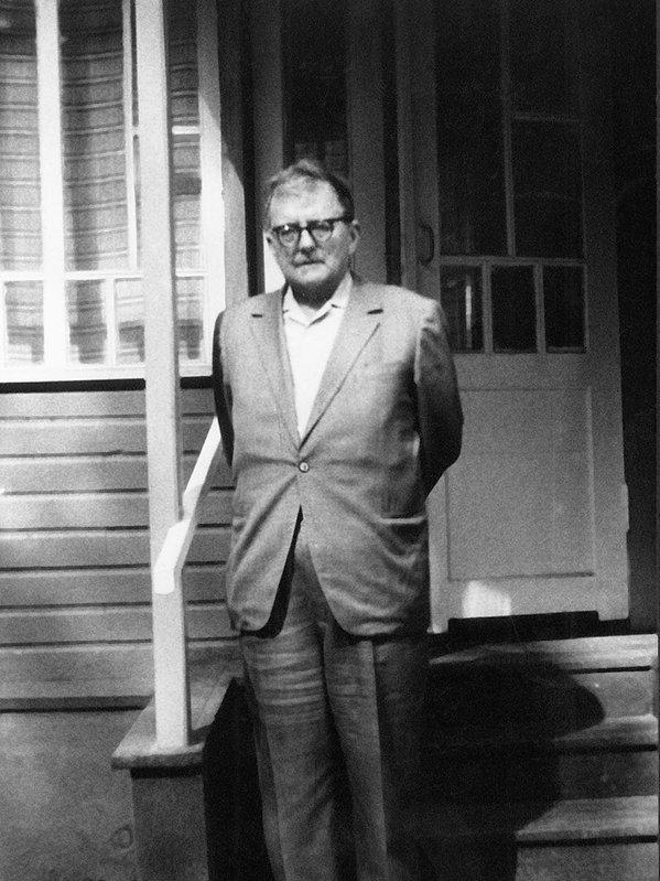 Шостакович Репино, начало августа 1968 г