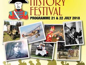 Wimborne History Festival