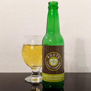 Cider Review: Roots Cider Company Traditional Cider
