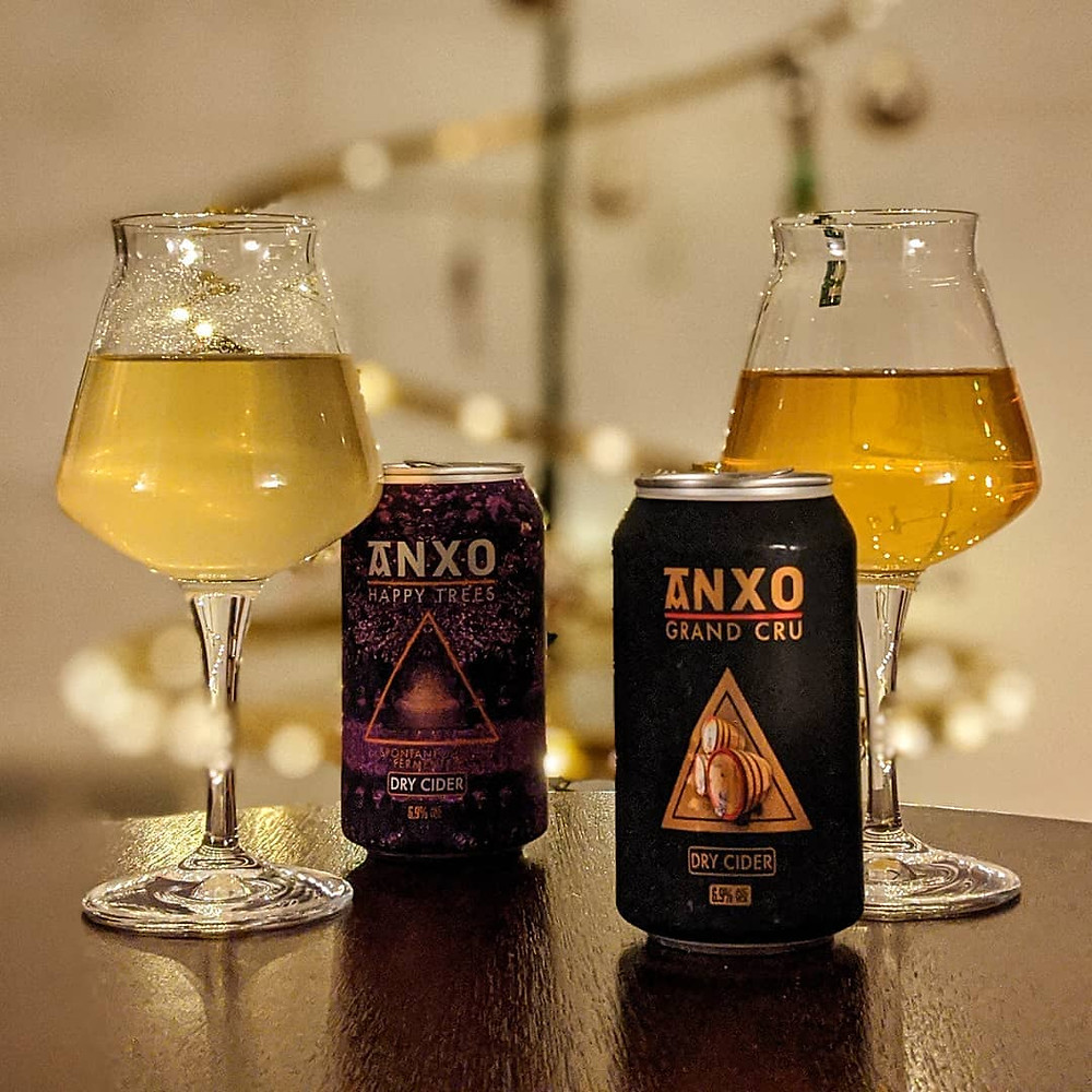 ANXO Cider