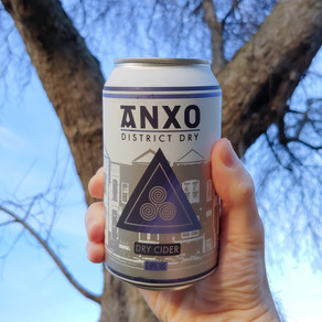 Cider Review: ANXO District Dry