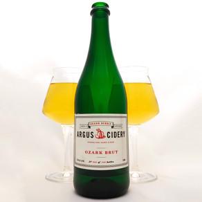 Cider Review: Argus Ozark Brut