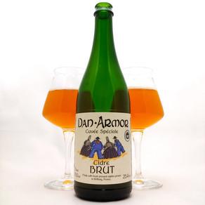 Cider Review: Dan Armor Cuvee Speciale Cidre Brut