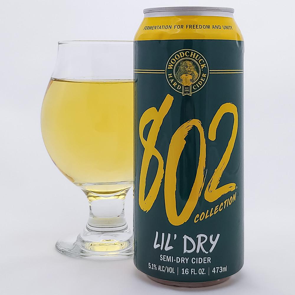 Woodchuck Cider 802 Lil Dry