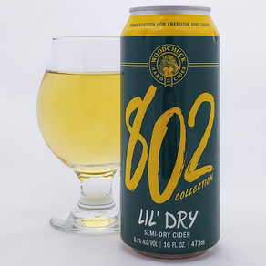 Cider Review: Woodchuck 802 Lil' Dry