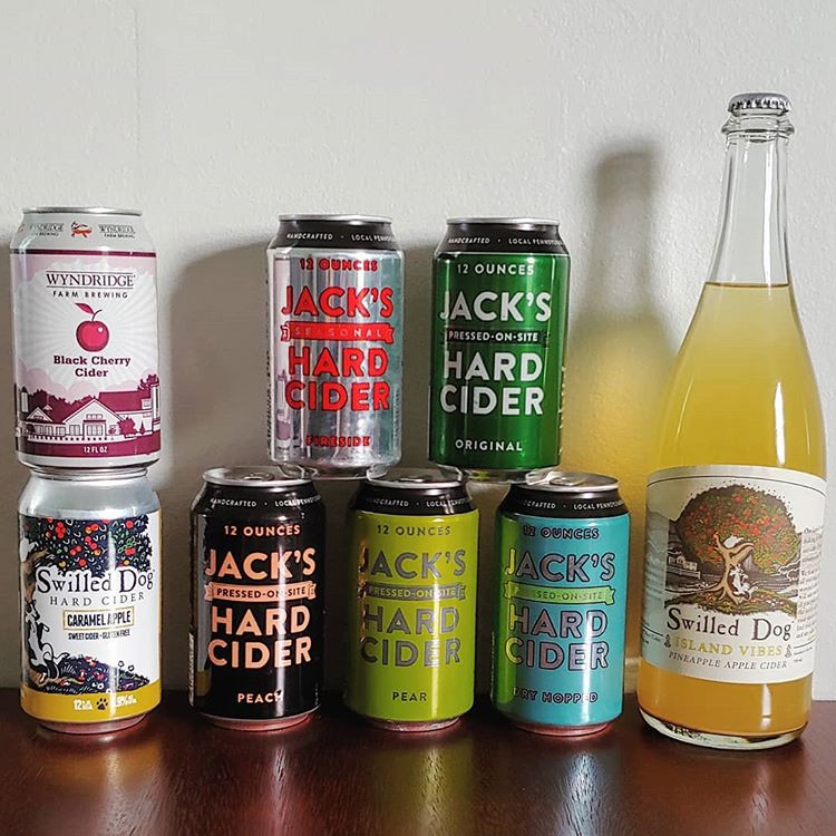 cider from Cidertable