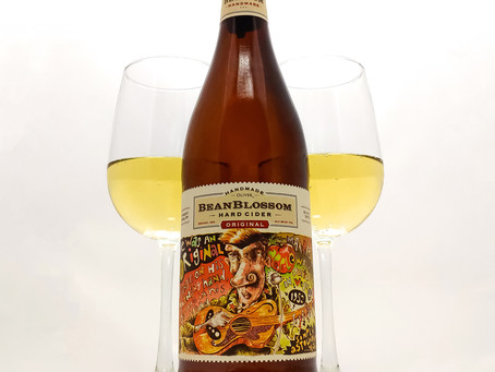 Cider Review: Beanblossom Original