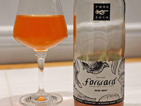 Cider Review: Forward Cider Bare Brut & Cuvée Cru