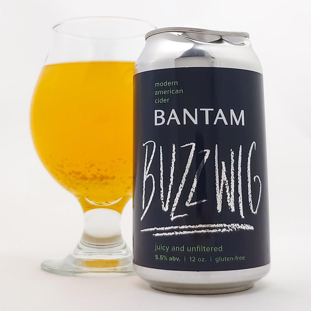 Bantam Buzzwig Cider