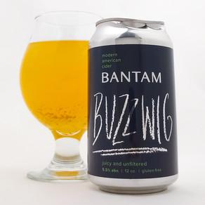 Cider Review: Bantam Buzzwig
