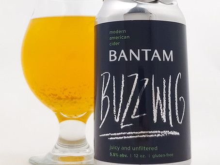 Cider Review: Bantam Buzzwig