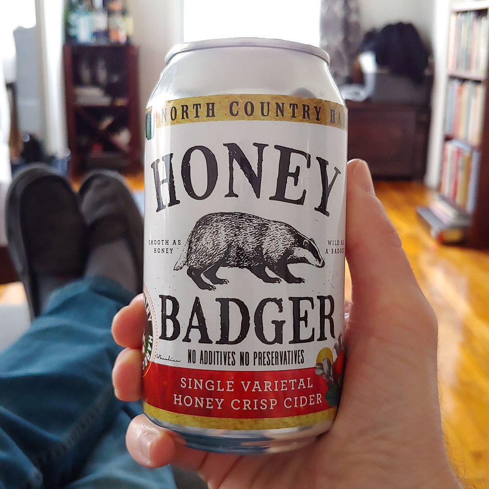 North Country Honey Badger