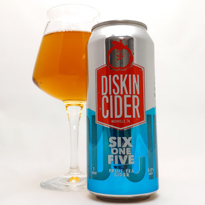 Cider Review: Diskin Six One Five