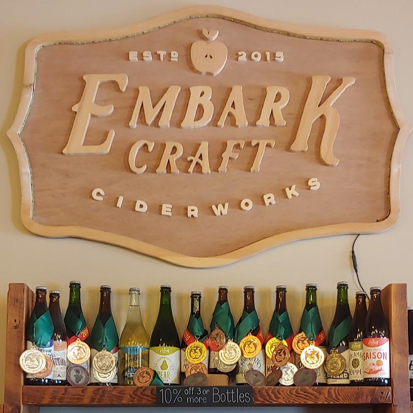 Embark Craft Award-Winning Ciders
