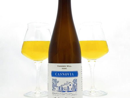 Cider Review: Vander Mill Casnovia