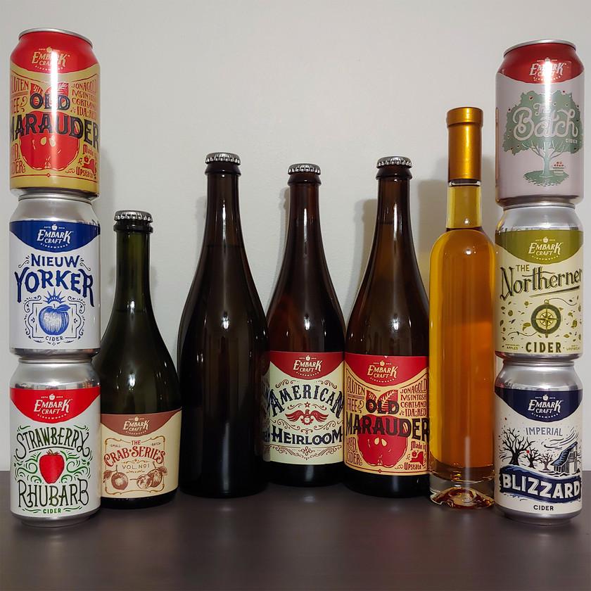 Embark Craft Ciders