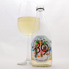 Cider Review: Wölffer 139 Dry White Cider