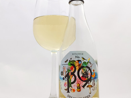 Cider Review: Wölffer 139 Dry White Cider