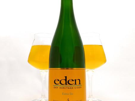 Cider Review: Eden Extra Sec